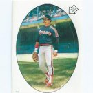 1986 Topps Sticker Reggie Jackson California Angels Yankees # 177 Oddball