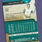 2003 Fleer Genuine Juan Encarnacion Florida Marlins Reds Tigers # 40 #D /91