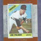 2013 Topps Baseball Jim Palmer Rookie Patch Card Insert Baltimore Orioles # RCP-13
