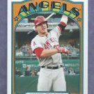 2013 Topps Baseball 72 Mini Mike Trout Angels # TM-4 Insert