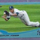2013 Topps Baseball Walmart Blue Andruw Jones New York Yankees # 326