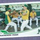 2013 Topps Baseball Brandon Inge Oakland A's # 76
