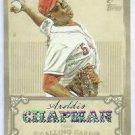 2013 Topps Baseball Aroldis Chapman Calling Card Cincinnati Reds # CC-13 Insert