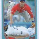 2013 Topps Baseball Wal Mart Blue Danny Espinosa Washington Nationals # 97