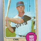 1968 Topps Carl Yastrzemski Boston Red Sox # 250