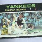 1971 Topps Thurman Munson New York Yankees # 5