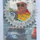 1996 Upper Deck Nascar Triple Force Terry Labonte # 1 of 3D