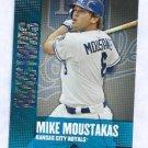 2013 Topps Baseball Chasing The Dream Mike Moustakas Kansas City Royals # CD-25
