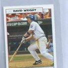 2005 Bazooka Mini David Wright  New York Mets # 34