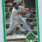 1992 Fleer Team Leaders Kirby Puckett Minnesota Twins # 5