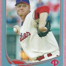 2013 Topps Baseball Wal Mart Blue Roy Halladay Philidelphia Phillies # 264
