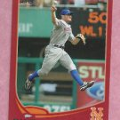 2013 Topps Baseball Target Red Daniel Murphy New York Mets # 300