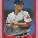 2013 Topps Baseball Target Red Craig Breslow Boston Red Sox # 32