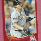 2013 Topps Baseball Target Red Austin Kearns Florida Marlins # 93