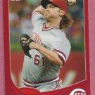 2013 Topps Baseball Target Red Bronson Arroyo Cincinnati Reds # 161