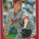 2013 Topps Baseball Target Red Lucas Harrell Houston Astros # 164