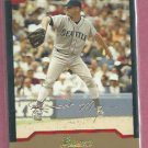2004 Bowman Gold Jamie Moyer Seattle Mariners # 45