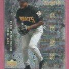 2001 Upper Deck Black Diamond Rookie Gems Rico Washington Pittsburgh Pirates # 102 /1000