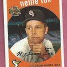 2002 Topps Archives Nellie Fox Chicago White Sox # 47