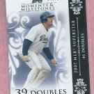 2008 Topps Moments & Milestones Adrian Gonzalez San Diego Padres # 105  148/150