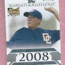 2008 Topps Moments & Milestones Ross Detwiler Washington Nationals # 178  77/150
