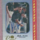 2000 Royal Rookies Signature Series Mike Villano Autograph Pittsburgh Pirates # 36