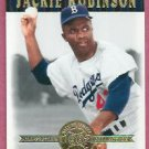 2001 Upper Deck Hall Of Famers Jackie Robinson Dodgers # 16