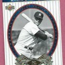 2002 Upper Deck World Series Heroes Mickey Mantle New York Yankees # 74