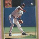 1998 Topps Minted In Cooperstown Jose Offerman Kansas City Royals # 222
