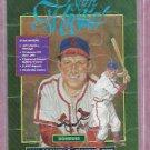 1988 Donruss Stan Musial Puzzle Insert Card St Louis Cardinals