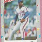 1988 Fleer Star Stickers Dwight Gooden New York Mets # 102 Oddball