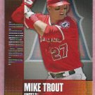 2013 Topps Baseball Chasing The Dream Mike Trout Angels # CD2