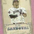 2013 Topps Baseball Calling Card Pablo Sandoval San Francisco Giants # CC14