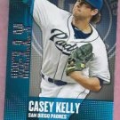 2013 Topps Baseball Chasing The Dream Casey Kelly San Diego Padres # CD-12