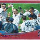 2013 Topps Baseball Target Red Russell Martin New York Yankees # 282