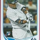 2013 Topps Baseball Melky Mesa New York Yankees # 231 Rookie