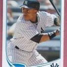 2013 Topps Baseball Curtis Granderson New York Yankees # 214