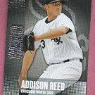 2013 Topps Baseball Chasing The Dream Addison Reed Chicago White Sox # CD-17