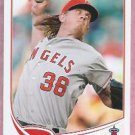 2013 Topps Baseball Jared Weaver Angels # 36