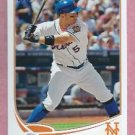 2013 Topps Baseball Series 2 David Wright New York Mets # 400