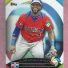 2013 Topps World Baseball Classic Jose Reyes Toronto Blue Jays # WBC-1