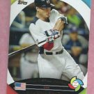 2013 Topps World Baseball Classic Giancarlo Stanton Florida Marlins # WBC-6
