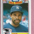 1984 Topps 1983 All Star Dave Winfield New York Yankees # 8