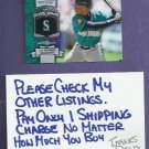 2013 topps Series 2 Ken Griffey Jr Chasing History Seattle Mariners Reds # CH-55