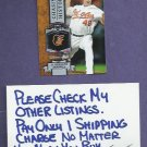 2013 Topps Series 2 Dylan Bundy Chasing History Baltimore Orioles # CH-96