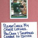 2006 Topps Jonny Gomes Tampa Bay Rays # 23