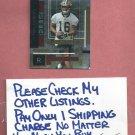 2003 Playoff Absolute Memorabilia Kareem Kelly Beckett Sample Rookie New Orleans Saints # 118