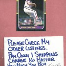 1987 Donruss Steve Carlton Chicago White Sox # 617