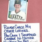 1986 Topps Traded Jim Leyland Pirates Tigers # 66T