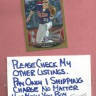 2013 Bowman Gold Justin Morneau Minnesota Twins Pirates # 23